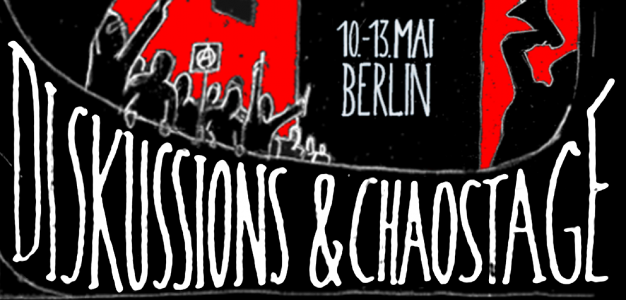 Discussion and Chaos Days 2018